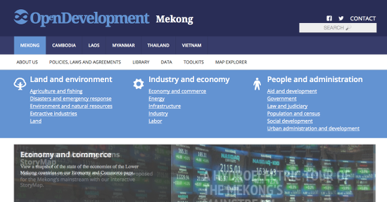 Open Development Mekong